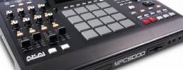 AKAI lanza la segunda versión del firmware para MPC5000