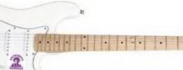 Homenaje a Jimi Hendrix con una ¿Gibson Stratocaster?