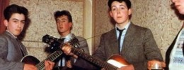 The Beatles en 1957