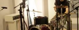 Grabación en directo de una banda de Soul y R&B