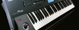 Demo session del Korg M50 en Microfusa Madrid