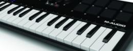 Teclados controladores Axiom A.I.R. de M-Audio