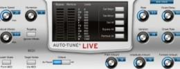 Antares Auto-Tune Live, corrección tonal a tiempo real