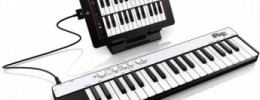 iRig Keys, nuevo miniteclado de IK Multimedia