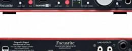 Focusrite presenta la interfaz USB Scarlett 2i4