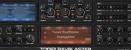 Tone2 Rayblaster, un sinte basado en impulsos