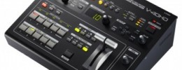 Nuevo switcher de vídeo multiformato Roland V-40HD