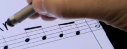 ThinkMusic promete digitalizar notas escritas en el iPad [Actualizado]