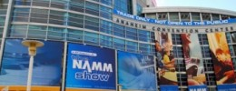 Hispasonic en el NAMM Show