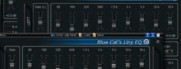 Blue Cat lanza actualizaciones y versiones Mac de sus EQ