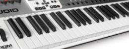 Axiom AIR, nuevos teclados controladores de M-Audio