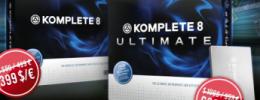 Native Instruments anuncia una promoción de Komplete 8