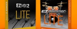 Versiones lite de EZDrummer y EZMix2, gratis hasta el 31 de mayo