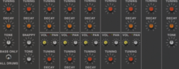 Boom 808 Percussion Synth, un clon de la caja de ritmos Roland TR-808, ya disponible para Reason