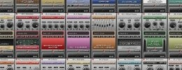 Audiffex lanza un nuevo bundle de pedales stomp