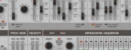 TAL BassLine 101, bajo analógico virtual de Togu Audio Line