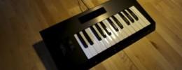 NDVR, teclado controlador con aftertouch polifónico