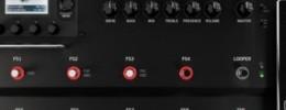 Line 6 ha anunciado POD HD500X, su nuevo procesador multi-efectos para guitarra