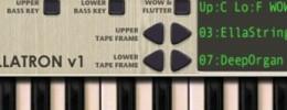 El clásico Mellotron ahora en el iPhone