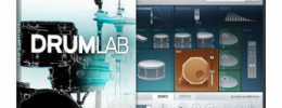 Drumlab, un laboratorio de baterías de Native Instruments