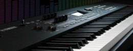 Nuevos workstation Yamaha MOXF