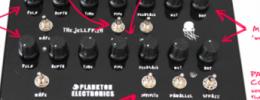 Plankton Electronics se estrena en el DIY con The Jellyfish