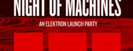 Nueva máquina de Elektron el 23 de noviembre