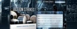 Action Strikes, una librería de percusión cinemática
