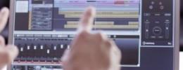Cubase iC Air, control por gestos para Cubase 7