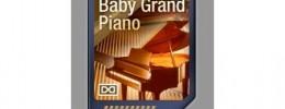Nueva librería Baby Grand Piano para UVI Workstation
