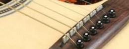Independencia para cada cuerda de la guitarra