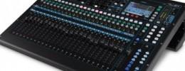 Allen & Heath presenta Qu-24, una nueva mesa de mezclas digital
