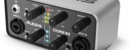 Los nuevos interfaces de audio de Alesis