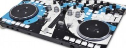 Vestax VCI-400 One Edition y XW-J1 de Casio