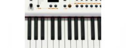 Numa Stage de Studiologic, piano digital y controlador