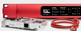 Focusrite RedNet D16 AES, conversor de 16 canales para redes de audio Dante