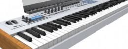 KeyLab 88 amplía la gama de controladores de Arturia