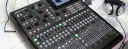 Behringer X32 Producer con el software 2.0