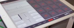 Primer avance de Akai iMPC Pro