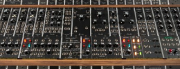 Emerson Moog Modular System desvelado en el Moogfest
