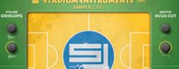 Stadium Instruments se inspira en los sonidos de los estadios de fútbol