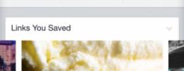 Facebook añade un botón para guardar música y otros contenidos