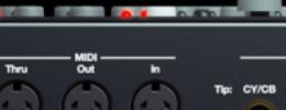 Elektron Analog Rytm (II): el bum-bum de mi corazón