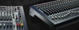 Soundcraft actualiza las mesas de mezcla MPM y MFX