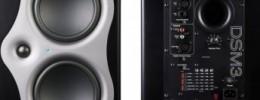Nuevos monitores DSM3 de M-Audio