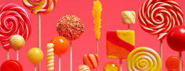 Android 5.0 Lollipop anticipa mejoras en las apps musicales