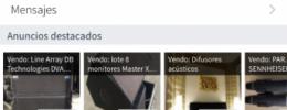 Mercasonic app renovada para iOS 8