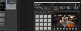 Groove Agent 4: edición de Acoustic Agent y Percussion Agent (II)