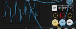 zMors Modular permite controlar sintes modulares desde el iPad
