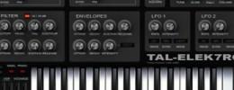 Togu Audio Line lanza el sinte gratuito TAL-Elek7ro